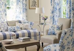Jane Churchill Fabrics & Wallpapers