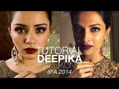 For Indian wedding season? Tutorial | Deepika Padukone 2014 IIFA Awards Make-up Look | Kaushal Beauty