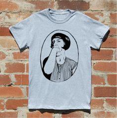 Uncle Fritz  Non, Uncle Fritz n'est pas un vendeur de churros allemand, mais une marque de t-shirts australienne complètement déjantée. Basé à Sydney, le label créé en mars 2013 propose déjà une collection assez dense, puisque plus de 30 modèles ont déjà été édités. Si vous aimez la couleur et l'absurde, jetez-y donc un oeil, car ça vaut le détour…  http://www.grafitee.fr/tee-shirt/uncle-fritz/  #lifestyle #fashion #graphic #fun #Tshirts #Australia