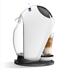 De'Longhi Dolce Gusto Jovia Coffee machine, 15 Bar, White white [Energy Class A] (Renewed) - Uk Appliances Direct Coffee Machine Design, Best Coffee Maker, Electric House, Nescafe, Coffee Pods, Heating Systems, Bottle Design, Air Purifier, Cool Designs