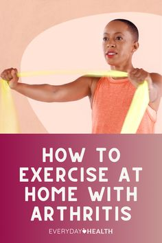 Watch these videos to find an easy at home workout routine for arthritis.