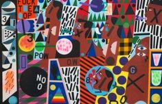 "From February 16 through July 16 of 2017 (excluding Mondays), the Nasher Museum of Art at Duke University will feature an exhibit of art from Nina Chanel Abney called ""Royal Flush.""  This is the first solo exhibition in a museum for Abney, a 34-year-old artist from Chicago who Vanity Fair magazine identified as championing the Black Lives Matter movement.  The exhibition is a 10-year survey of approximately 30 of the artist's paintings, watercolors, and collages."