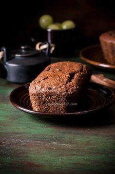 Indian Gooseberry, Coconut & Jaggery Cake / Eggless Nellikai Vellam Cake (Vegan Cake Recipe)