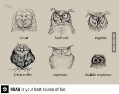 Twitter / 9GAG: Call all coffee drinkers!! ...