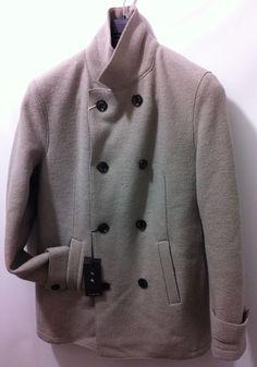 Eleventy First Class Italian fantastic urban boucle Coat M/50/40US fit  NWT$1295 #Eleventy #Coat