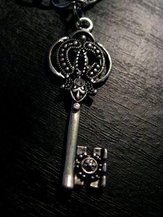 embellished key