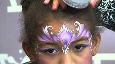 Maquillage de chat - Tutoriel maquillage artistique facile des enfants - YouTube