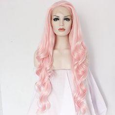 Ebingoo Handmade Women Synthetic Lace Front Wigs Cheap He... https://www.amazon.com/dp/B017OSHTYA/ref=cm_sw_r_pi_dp_x_VZGlyb2CZ3RWV