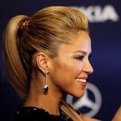 Queue de Cheval avec Coque de la Belle Shakira