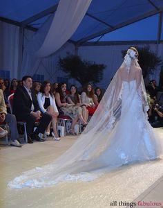 All Things Fabulous: Malta Fashion Week – FARAGÉ Bridal Show