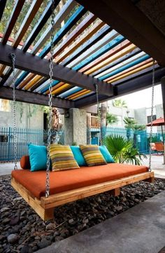 Backyard ideas, create your unique awesome backyard landscaping diy inexpensive on a budget patio - Small backyard ideas for small yards ideas patio Backyard Ideas For Small Yards, Backyard Patio Designs, Small Backyard Landscaping, Small Patio, Landscaping Ideas, Patio Ideas, Cool Backyard Ideas, Yard Design, Backyard Projects