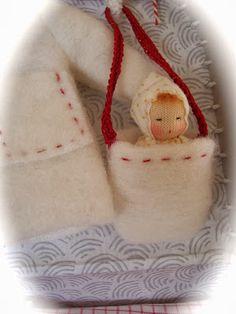 Poppenatelier Ineke Gray- so cozy