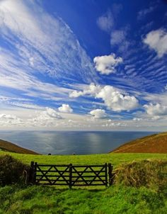 The Paradise of Natural Beauty -Cornwall , England.