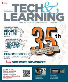 Classroom Technology News | Educational Apps | Bloom's Taxonomy | techlearning.com