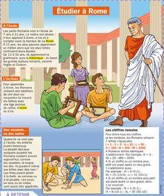 Etudier à Rome