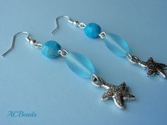 Starfish Earrings / Brincos Estrela-do-Mar #Sorteio de brincos / #Giveaway for earrings