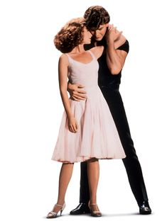 "Jennifer Grey & Patrick Swayze ""Dirty Dancing"""