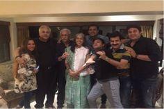 The cast of 'Sarabhai Vs Sarabhai' reunite; promises good news for fans - Times of India #757LiveIN