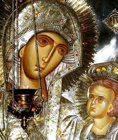 Orthodoxy in pictures Byzantine Icons, Religious Images, Orthodox Icons, Mother Mary, Christian Faith, Nature Photography, Mona Lisa, Princess Zelda, Artwork
