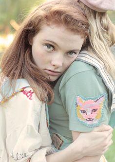 Eleanor Hardwick shoots for Rookie Mag | Serlin Associates News