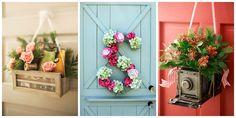 12 Beautiful Decorations to Hang on Your Door That Aren't Wreaths