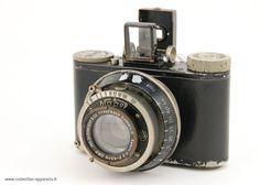 """1931. Pupille Nagel. On ne peut qu'encenser ce bel objet technique. Voyez les commentaires tout autant exhaustifs qu'élogieux de Sylvain Halgand sur le site """"Collection d'appareils""""."""