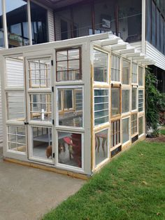 We enlist five outstanding best greenhouse ideas for beginners. These greenhouse ideas will enable you to devise strategies to shape the best possible model. Diy Greenhouse Plans, Window Greenhouse, Backyard Greenhouse, Small Greenhouse, Backyard Landscaping, Greenhouse Wedding, Homemade Greenhouse, Portable Greenhouse, Garden Cottage