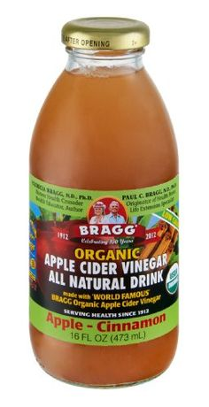 Bragg Apple Cider Vinegar Drink Apple  Cinnamon 16ounces Pack of6 ** Want additional info? Click on the image.