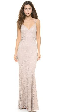Jill Jill Stuart Lace Gown |SHOPBOP | Save up to 30% Use Code BIGEVENT14