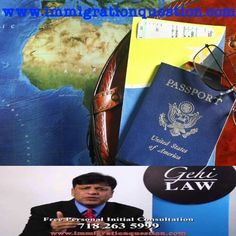 Best way to apply for USA Visa, Passport and Green card is by taking legal help from Gehi & associates immigration Law Firm, NYC, USA.