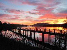 Beautiful sky in Big Bear Lake, Calif° Big Bear California, California Camping, Visit California, Southern California, Zion Camping, Big Bear Camping, Sequoia National Park, National Parks, Big Bear Village