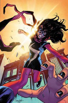 Ms. Marvel (2015-2019) #37 - Comics by comiXology