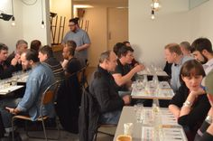 Recent photo from a GreatDrams whisky tasting in London