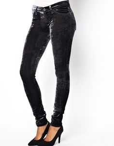 AG Denim Jean In Grey AG Brand available at Stella's Trunk www.facebook.com/stellastrunkpage