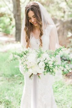 Muted Earth Tones Inspired This Wedding Day Design