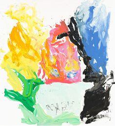 Georg Baselitz, 'Licht wil raum mecht hern (Lef el rial bel),' 2013, Gagosian Gallery