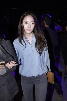 Krystal Airport Fashion 2014 Source