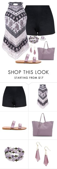 """""""Lavender Fields"""" by sommer-reign ❤ liked on Polyvore featuring K. Jacques, Alexander McQueen, Glitzy Rocks, Alexis Bittar and LC Lauren Conrad"""