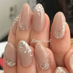All these nail designs and styles happen to be as easy as they are awesome. When you're regularly in search of ideas and fresh designs, nail art designs are a good way to show off your personality and to be original. Elegant Nail Designs, Elegant Nails, Classy Nails, Stylish Nails, Trendy Nails, Nail Art Designs, Glam Nails, Fancy Nails, Pink Nails