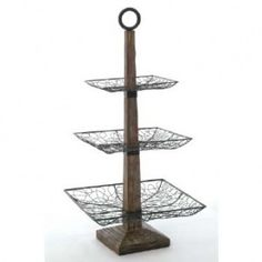 3 Tiered Fruit Basket Stand I Love And Want This