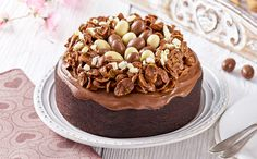 Easter Nest Indulgent Chocolate Cake