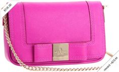 Kate Spade New York  Primrose Hill- Little Kaelin Pxru3183 Cross Body,Hot Fuchsia,One Size