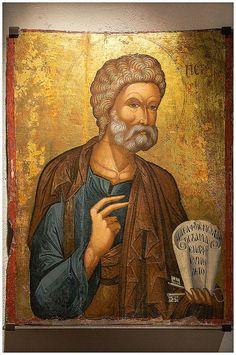 Taken at Omodos village, Cyprus Religious Images, Religious Icons, Religious Art, Byzantine Art, Byzantine Icons, Greek Icons, Art Icon, Orthodox Icons, Illuminated Manuscript