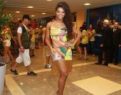 Juliana Alves Negra Mais Bonita do Brasil