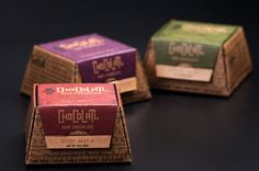 Chocolatl Packaging | Paperspecs