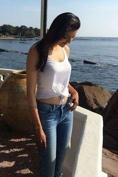 Sexy Girls for You! South Actress, South Indian Actress, Beautiful Indian Actress, Beautiful Actresses, Beautiful Bollywood Actress, Kajal Agarwal Saree, Beauty Full Girl, Indian Beauty Saree, Indian Models