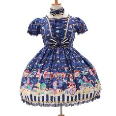 ♡ Angelic pretty ♡ Fantasy Theater dress with ribbon choker http://www.wunderwelt.jp/products/detail4502.html stock situation of Wunderwelt! ! Our shop is overseas shipping possibility!