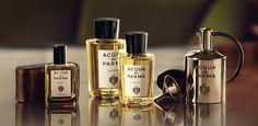 Acqua di Parma ~ created in 1916 ~ the quintessential Italian fragrance