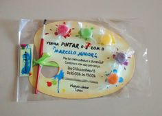 CONVITE PINTANDO O 7 Visite nosso Facebook Arte & Cia BH ou nossa loja virtual http://www.elo7.com.br/arteeciabh