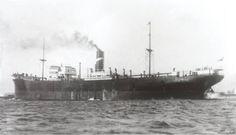 28 augustus 1940  Het vrachtschip ms 'Driebergen' (1923)   http://koopvaardij.blogspot.nl/2015/08/28-augustus-1940.html